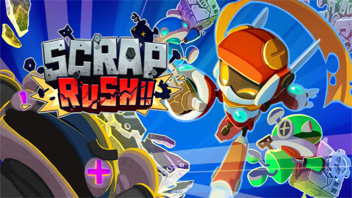 Le arene di Scrap Rush sbarcano anche in Europa per Switch e PC