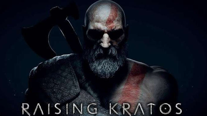 "God of War, da oggi disponibile il documentario ""Raising Kratos"""