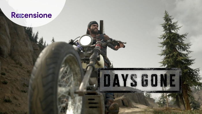 <strong>Days Gone</strong> - Recensione