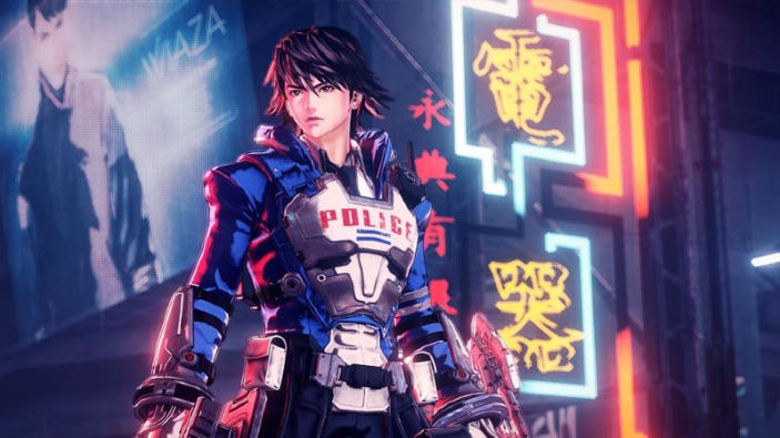 Astral Chain mostrato in un inedito artwork