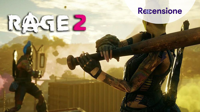 <strong>Rage 2</strong> - Recensione