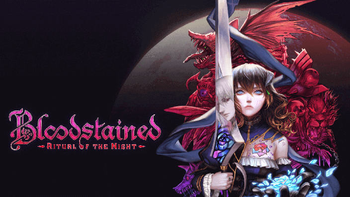 Iniziati i preordini di BloodStained Ritual Of The Night