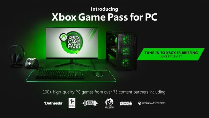 Xbox Game Pass sbarca su PC