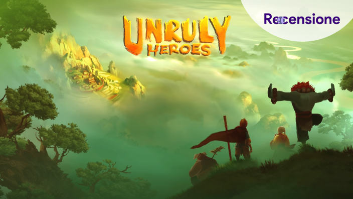 <strong>Unruly Heroes</strong> - Recensione