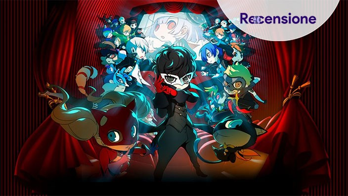 <strong> Persona Q2: New Cinema Labyrinth </strong> - Recensione