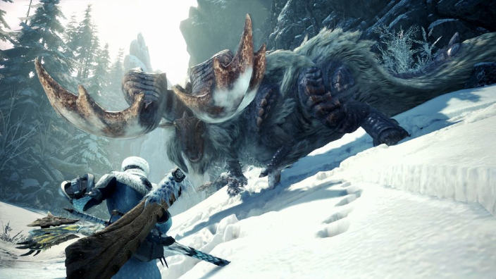 Monster Hunter World Iceborn introduce la nuova storia con un trailer