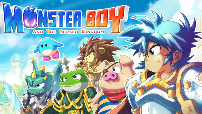Monster Boy and the Cursed Kingdom, rivelata data d'uscita per la versione PC