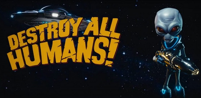 "Annunciato il remake di ""Destroy All Humans!"""