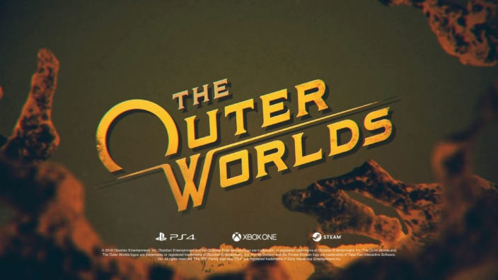 The Outer Worlds annunciato all'E3 Microsoft