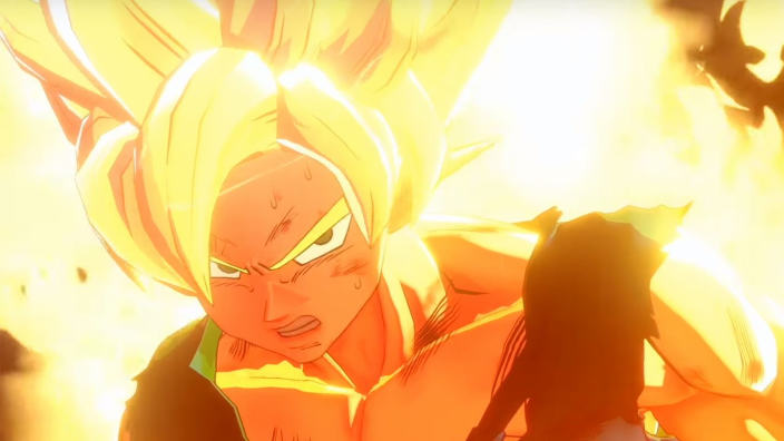 Dragon Ball Z: Kakarot presentato all'E3 Microsoft