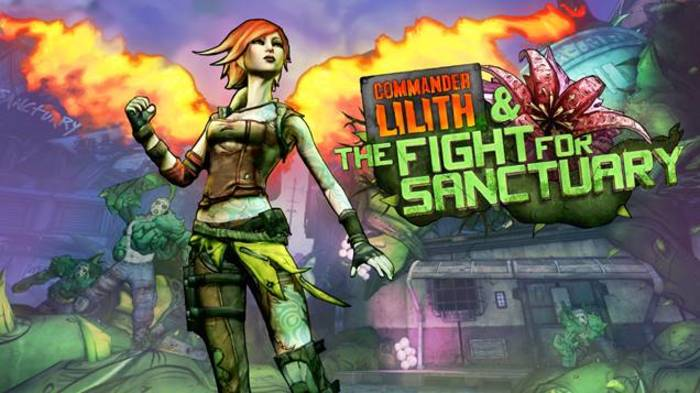 Disponibile oggi per Borderland 2 il DLC Commander Lilith & The Fight for Sanctuary