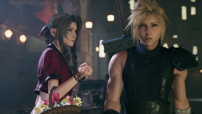 Final Fantasy VII Remake presenta una splendida Limited Edition
