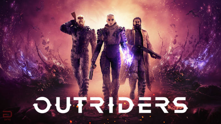 Due trailer per Outriders, la nuova IP di Square Enix