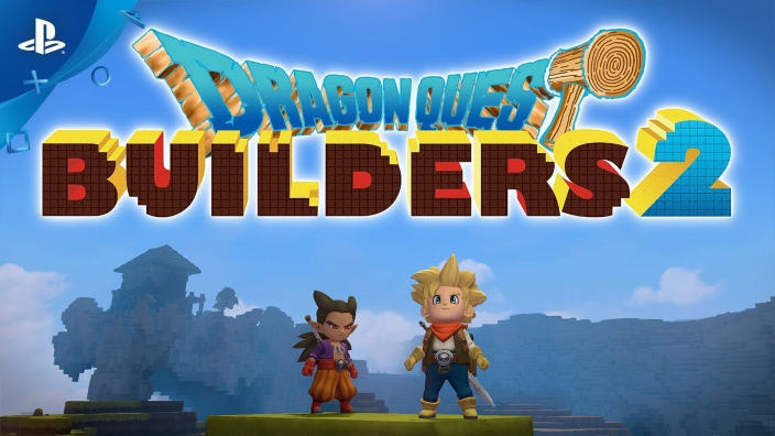 Square Enix presenta la demo di Dragon Quest Builders