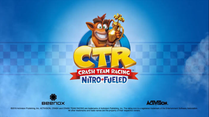 Crash Team Racing Nitro-Fueled, annunciati contenuti gratuiti post-lancio