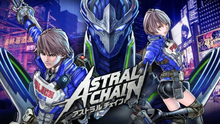 Astral Chain - Nuovo trailer per il Direct E3