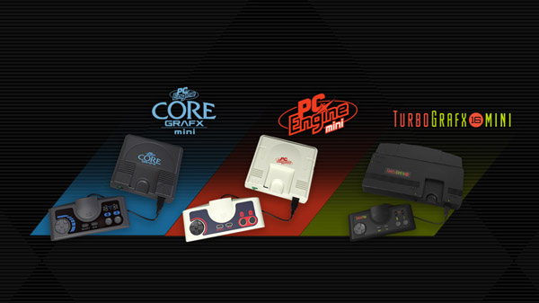 Konami annuncia PC Engine Mini