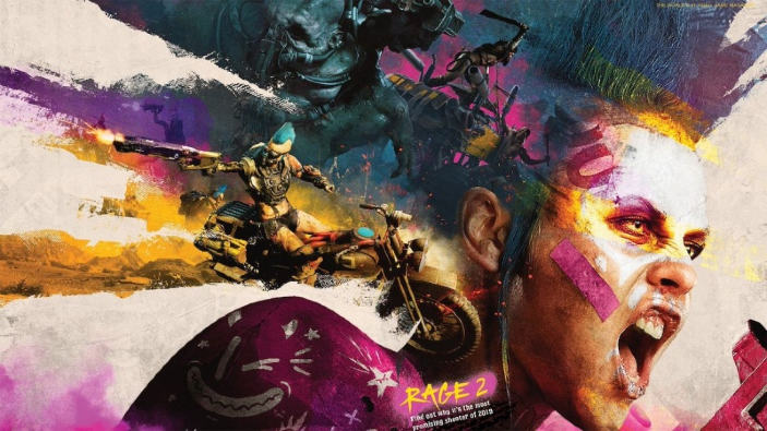 Vendite hardware e software in Giappone (9/6/2019), Rage 2, Everybody's Golf VR