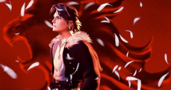 Final Fantasy VIII Remastered, grafica al confronto