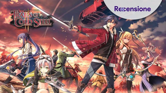 <strong>The Legend of Heroes: Trails of Cold Steel II</strong> - Recensione PS4