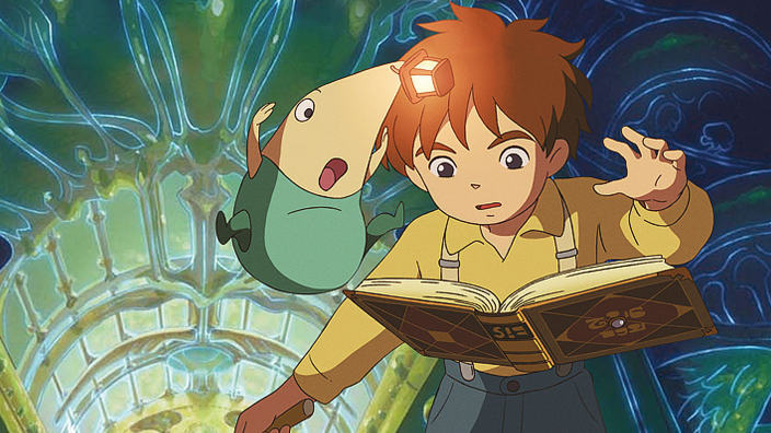 Trailer Anime: Ni no Kuni, Mao-sama Retry!, Araburu Kisetsu no Otome-domo yo