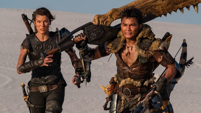 Breaking: Online il primo trailer del film di Monster Hunter