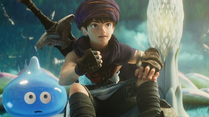 Nuovi trailer per i film Ni no Kuni e Dragon Quest
