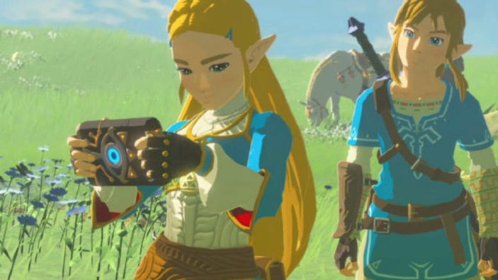 Zelda giocabile nel sequel di Breath of the Wild? Nintendo risponde