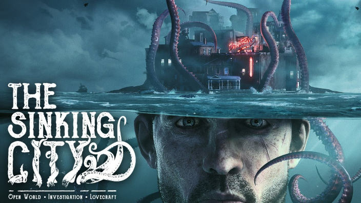 Trailer di lancio per The Sinking City