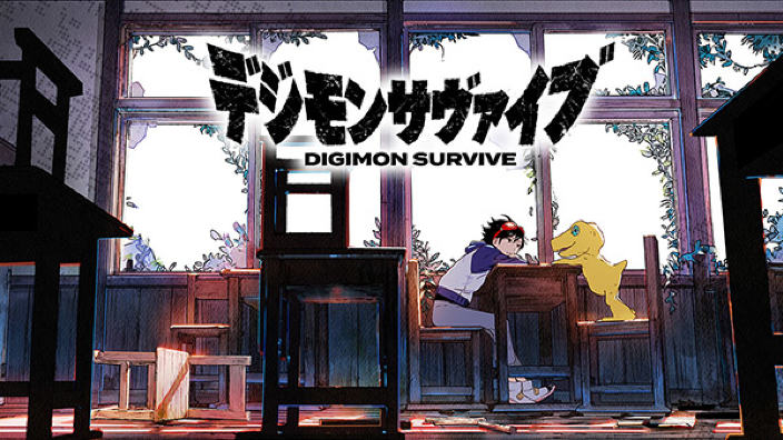 Digimon Survive rimandato al 2020