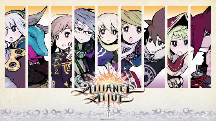 The Alliance Alive HD Remaster, un trailer presenta i personaggi