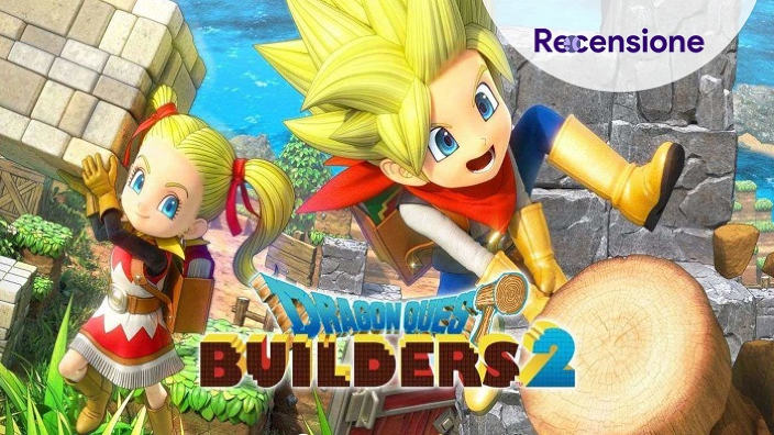 <strong>Dragon Quest Builders 2</strong> - Recensione