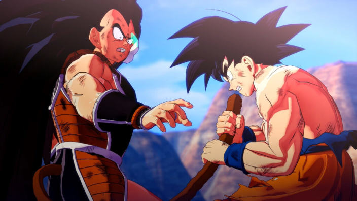 Dragon Ball Z: Kakarot nuovi screenshot del gioco