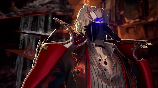 Code Vein trailer per Jack Rutherford