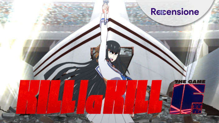 <strong>Kill la Kill The Game IF</strong> - Recensione Switch