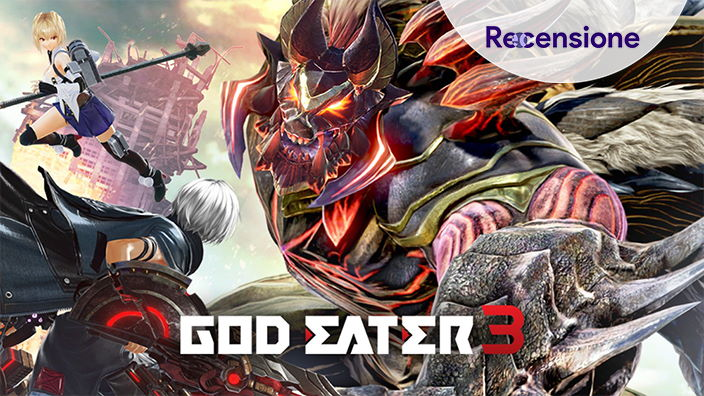 <strong>God Eater 3</strong> - Recensione Switch
