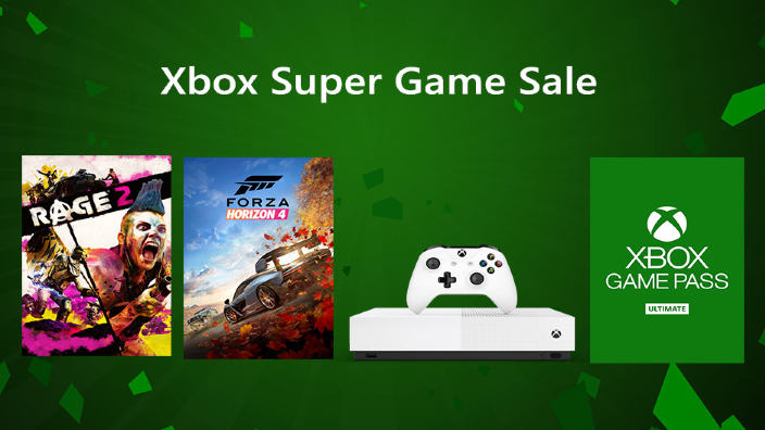 Microsoft - ecco i Games With Gold ed i Super Game Sale