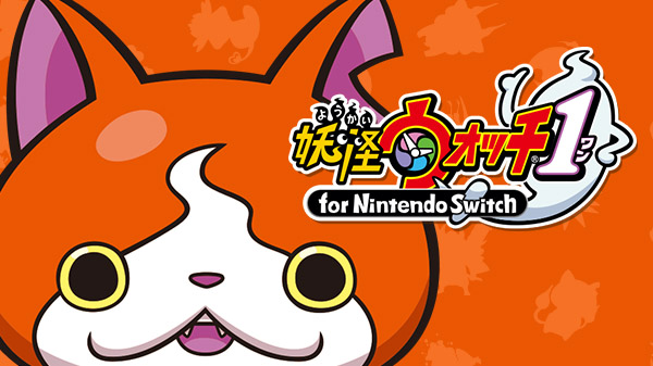 Il primo Yo-Kai Watch torna su Nintendo Switch