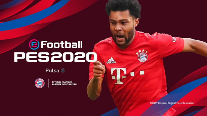 Disponibile la demo di PES 2020
