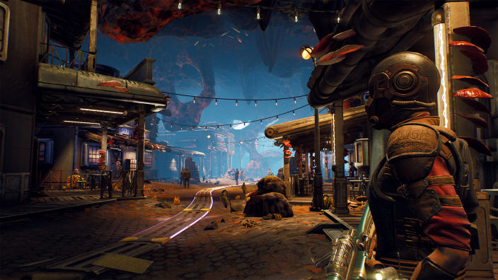 The Outer Worlds arriverà anche su Switch