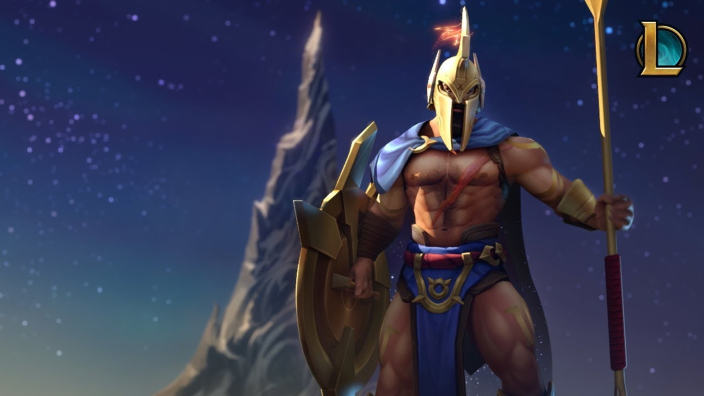League of Legends presenta il nuovo Pantheon