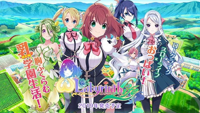 Vendite hardware e software in Giappone (4/8/2019), Omega Labyrinth Life, CTR?