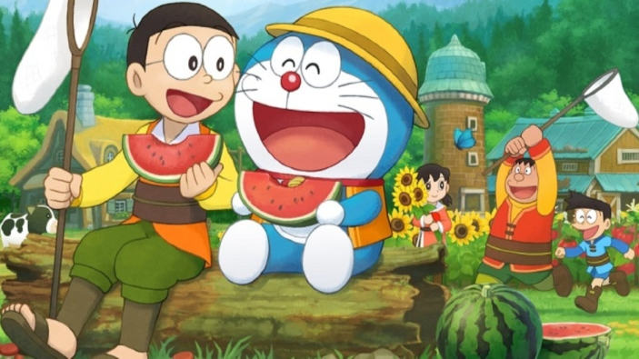Data di uscita per Doraemon Story of Seasons