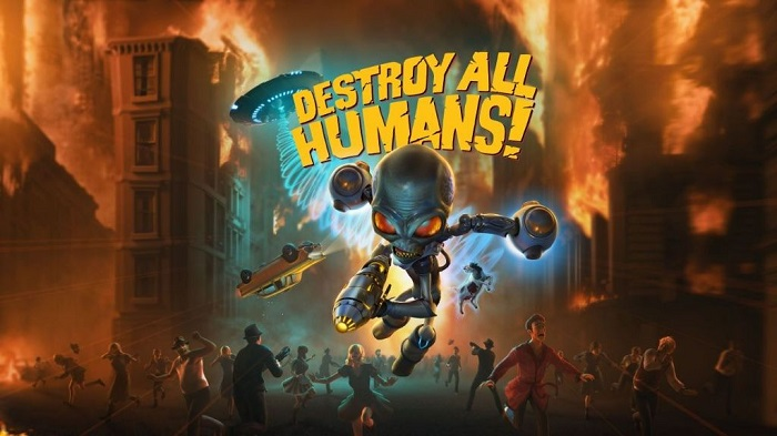 Annunciata una collector's edition per l'edizione remastered di Destroy All Humans!