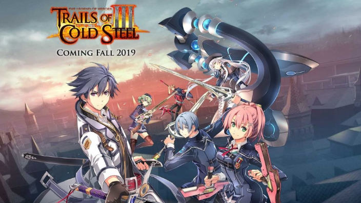 """The Bonds Between Us"" è il nuovo trailer di The Legend of Heroes: Trails of Cold Steel III"