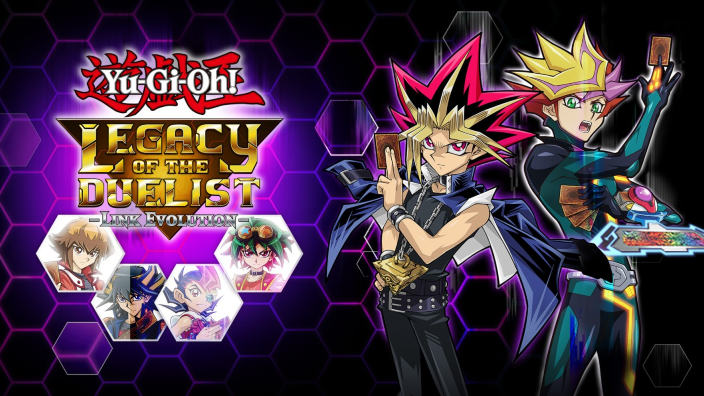 Yu-Gi-Oh! Legacy Of The Duelist: Link Evolution è ora disponibile per Nintendo Switch
