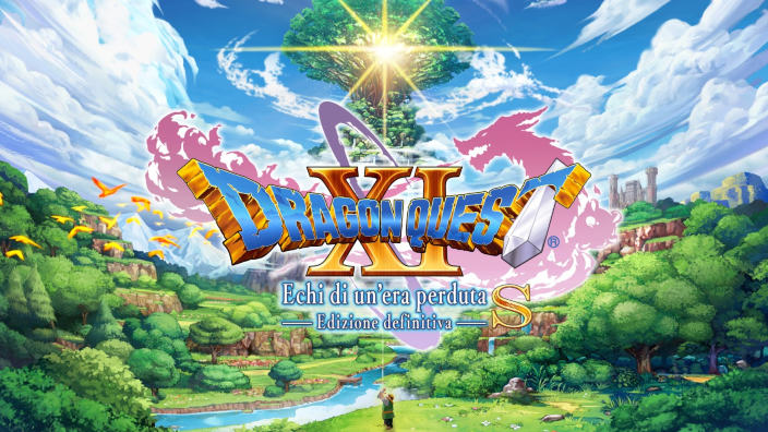 Disponibile la demo di Dragon Quest XI S per Nintendo Switch