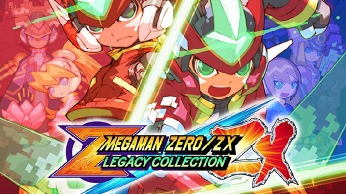 In arrivo la Mega Man Zero/ZX Legacy Collection
