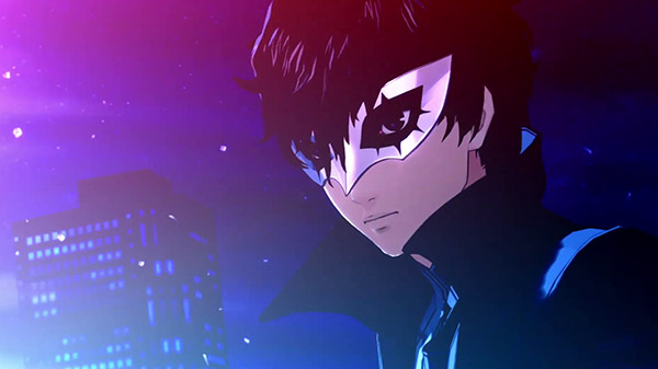 Persona 5 Royal presenta l'Eroe in trailer