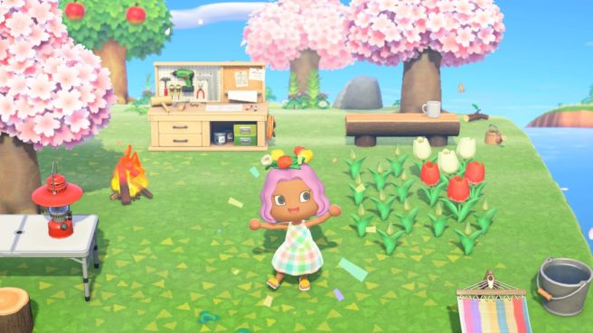 Animal Crossing New Horizons si affaccia nel Nintendo Direct